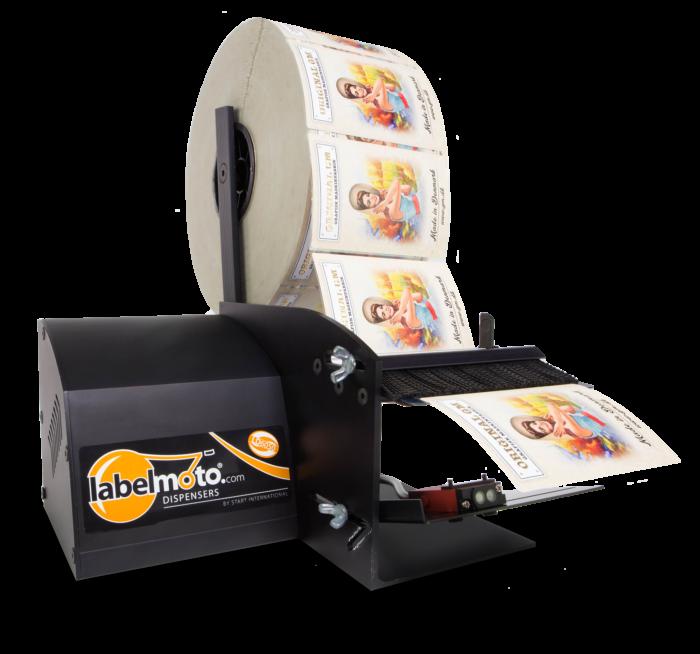 Labelmoto LD6050 electric label dispensers LD6050
