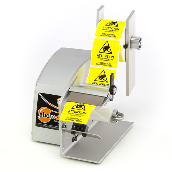 Labelmoto electric label dispensers LD3000-ESD