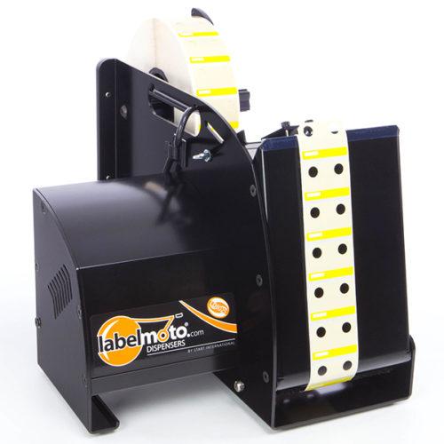 Labelmoto electric label dispensers LD8025