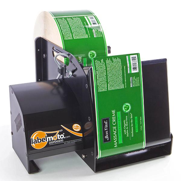 Labelmoto electric label dispensers LDX8100