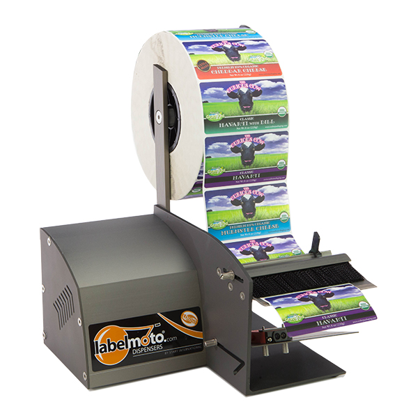 Labelmoto electric label dispensers LD6050FDA