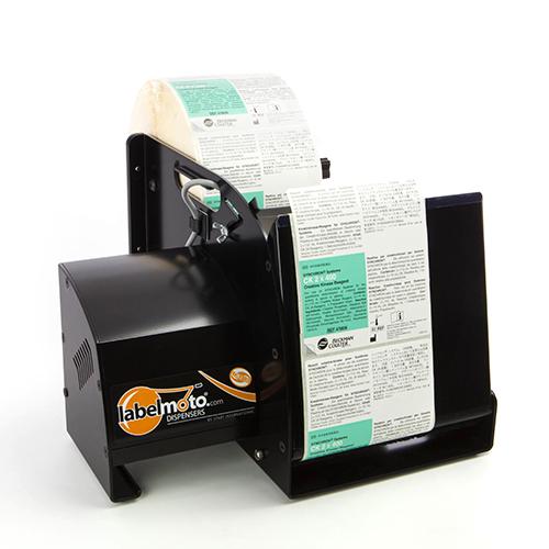 Labelmoto electric label dispenser LDX8100