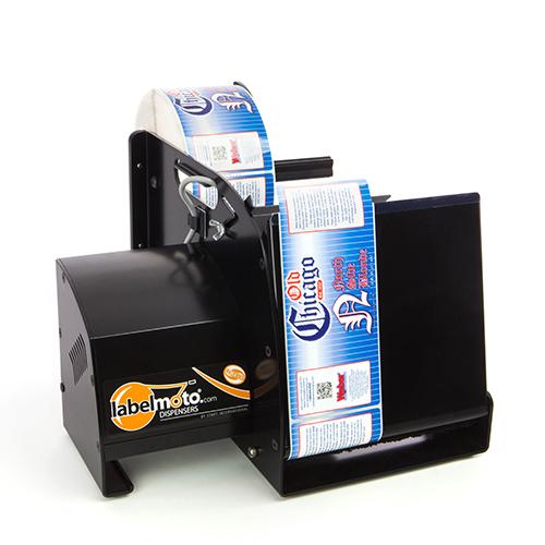 Labelmoto automatic label dispenser machine LDX8100