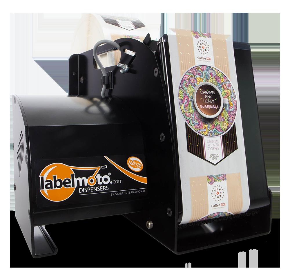 LD8100 Electric Label Dispenser